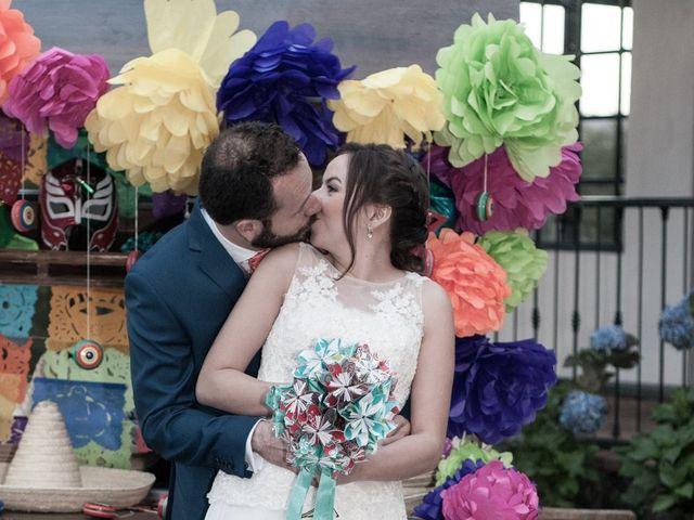 El matrimonio de Luis Gabriel y Andrea en Subachoque, Cundinamarca 29