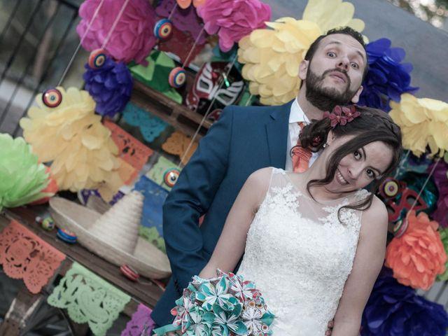 El matrimonio de Luis Gabriel y Andrea en Subachoque, Cundinamarca 30