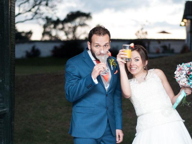 El matrimonio de Luis Gabriel y Andrea en Subachoque, Cundinamarca 1