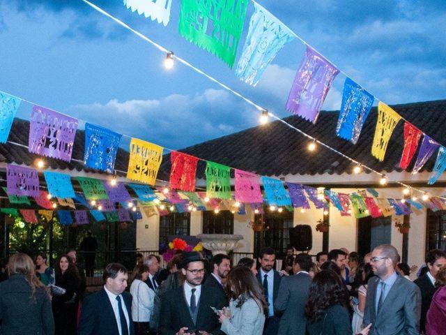 El matrimonio de Luis Gabriel y Andrea en Subachoque, Cundinamarca 33