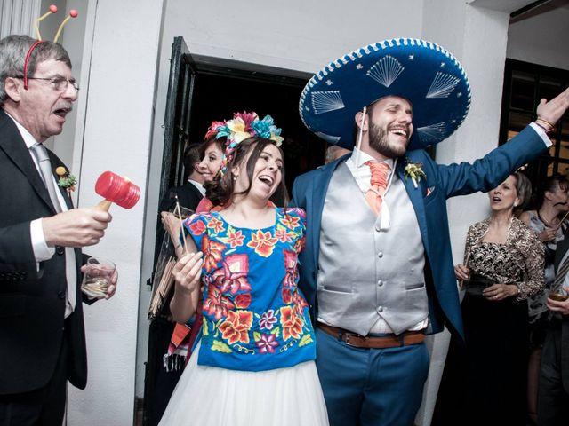 El matrimonio de Luis Gabriel y Andrea en Subachoque, Cundinamarca 41
