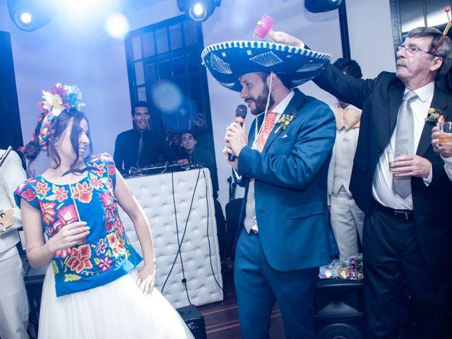El matrimonio de Luis Gabriel y Andrea en Subachoque, Cundinamarca 42