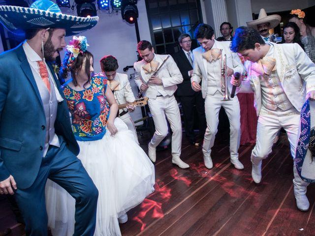 El matrimonio de Luis Gabriel y Andrea en Subachoque, Cundinamarca 44