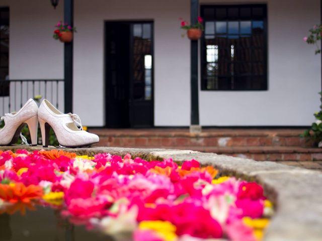 El matrimonio de Luis Gabriel y Andrea en Subachoque, Cundinamarca 45