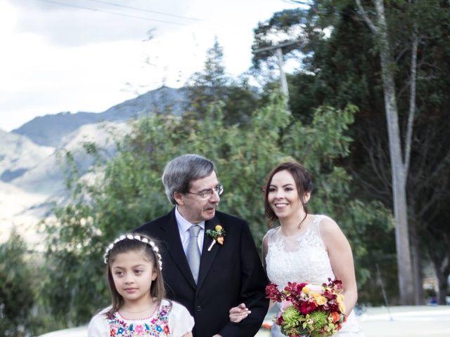 El matrimonio de Luis Gabriel y Andrea en Subachoque, Cundinamarca 60