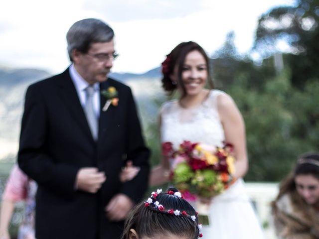 El matrimonio de Luis Gabriel y Andrea en Subachoque, Cundinamarca 61