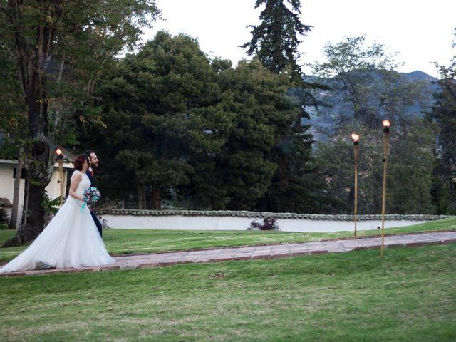 El matrimonio de Luis Gabriel y Andrea en Subachoque, Cundinamarca 65