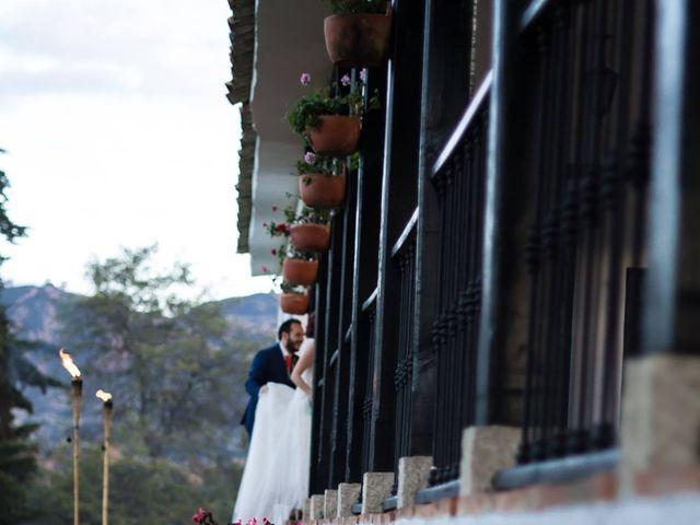 El matrimonio de Luis Gabriel y Andrea en Subachoque, Cundinamarca 66