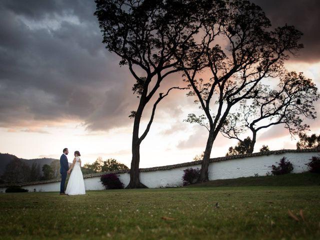 El matrimonio de Luis Gabriel y Andrea en Subachoque, Cundinamarca 67
