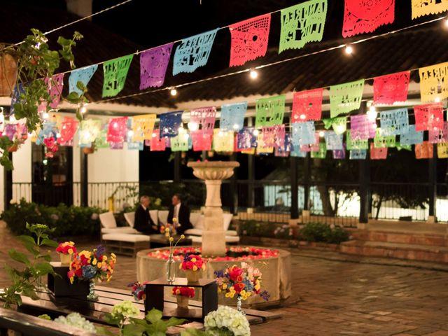 El matrimonio de Luis Gabriel y Andrea en Subachoque, Cundinamarca 73