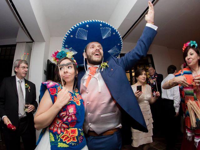 El matrimonio de Luis Gabriel y Andrea en Subachoque, Cundinamarca 75