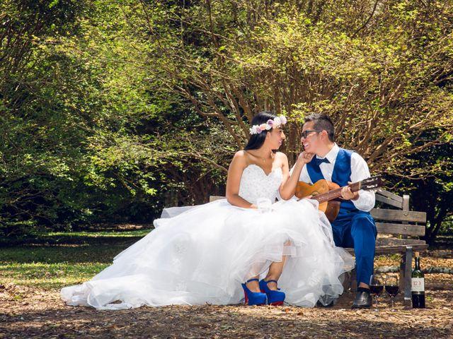 El matrimonio de Eliana y Juan David en Cali, Valle del Cauca 2