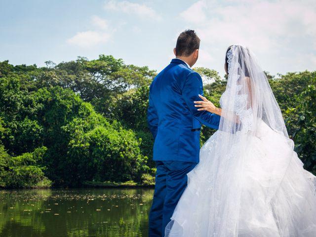 El matrimonio de Eliana y Juan David en Cali, Valle del Cauca 4