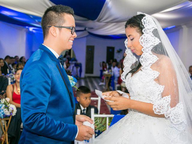 El matrimonio de Eliana y Juan David en Cali, Valle del Cauca 5