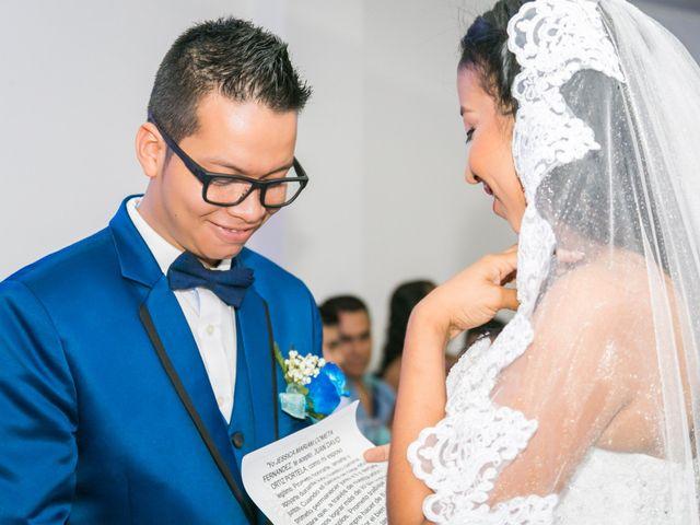 El matrimonio de Eliana y Juan David en Cali, Valle del Cauca 6