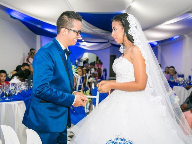 El matrimonio de Eliana y Juan David en Cali, Valle del Cauca 7