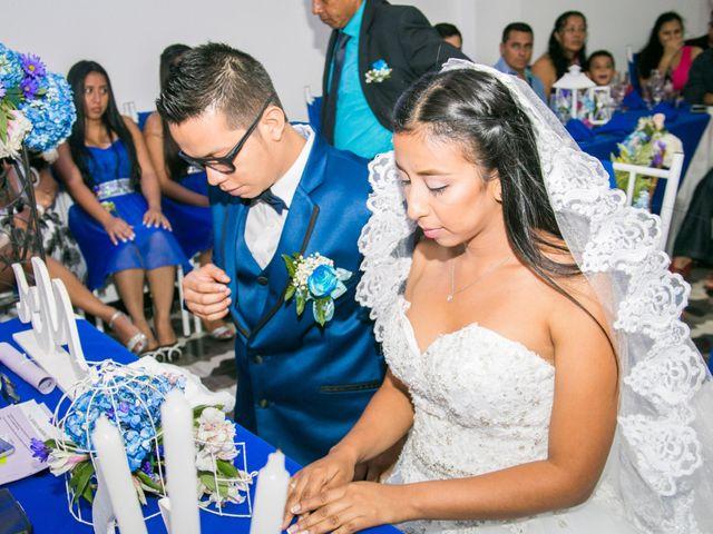 El matrimonio de Eliana y Juan David en Cali, Valle del Cauca 8