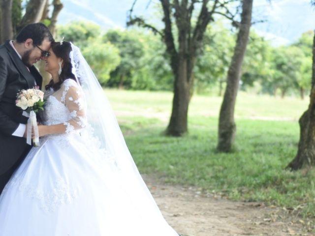 El matrimonio de Mayra  y John