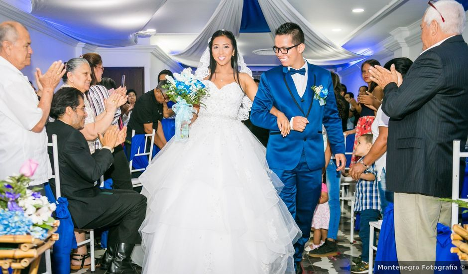 El matrimonio de Eliana y Juan David en Cali, Valle del Cauca