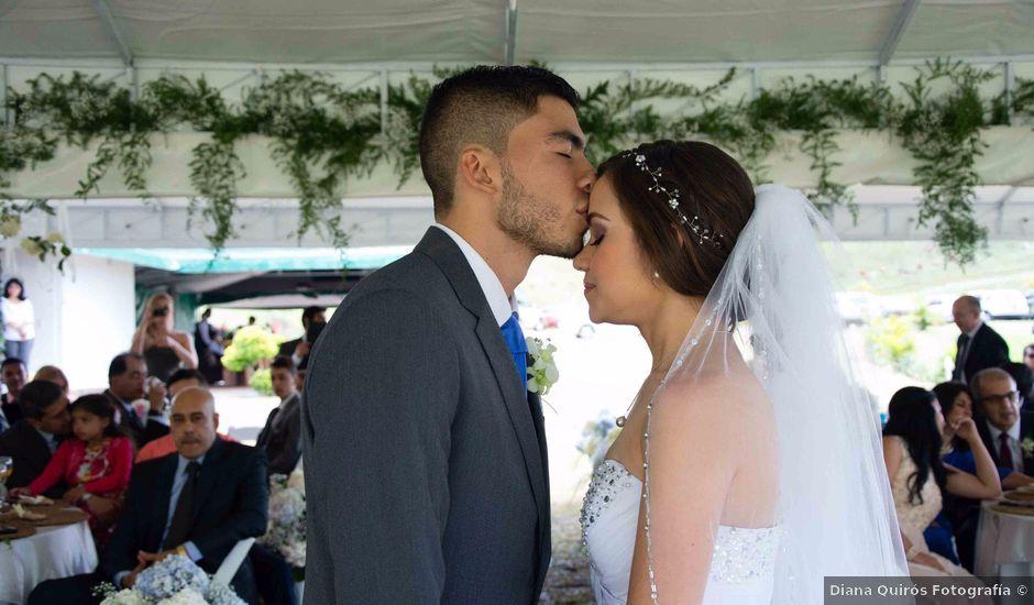 El matrimonio de Esteban y Estrella en La Estrella, Antioquia
