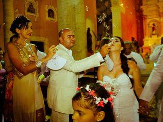 El matrimonio de Catalina y Carlos 3
