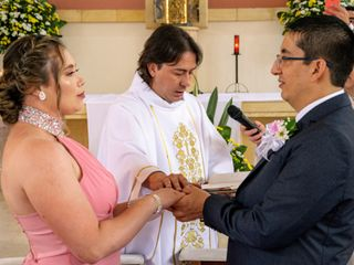 El matrimonio de Juliana y Camilo 1
