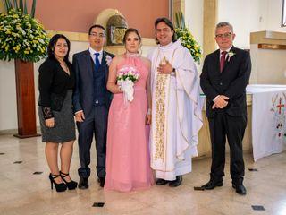 El matrimonio de Juliana y Camilo 3