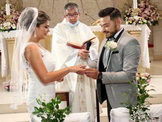 El matrimonio de Cindy y Jonathan 2