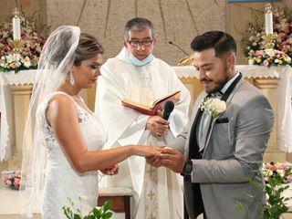 El matrimonio de Cindy y Jonathan 3