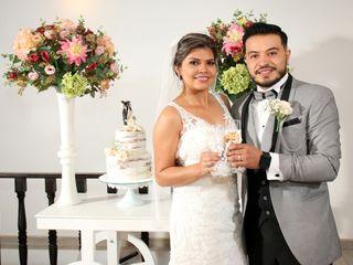 El matrimonio de Cindy y Jonathan