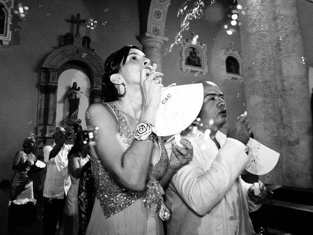 El matrimonio de Carlos y Catalina en Cartagena, Bolívar 3