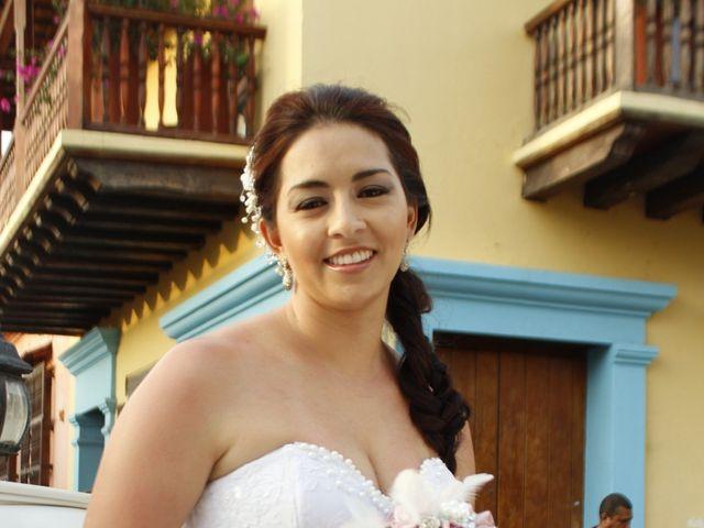 El matrimonio de Carlos y Catalina en Cartagena, Bolívar 6