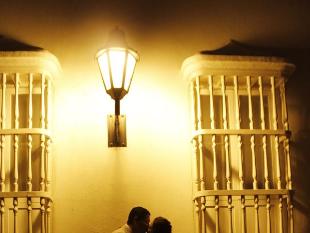 El matrimonio de Carlos y Catalina en Cartagena, Bolívar 16