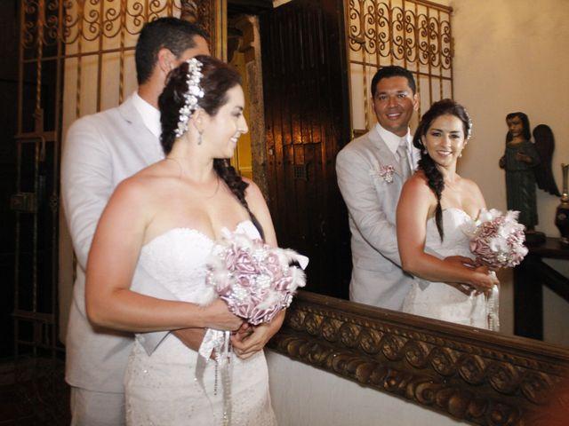 El matrimonio de Carlos y Catalina en Cartagena, Bolívar 18