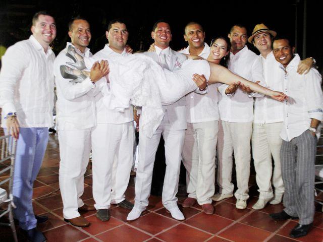 El matrimonio de Carlos y Catalina en Cartagena, Bolívar 20