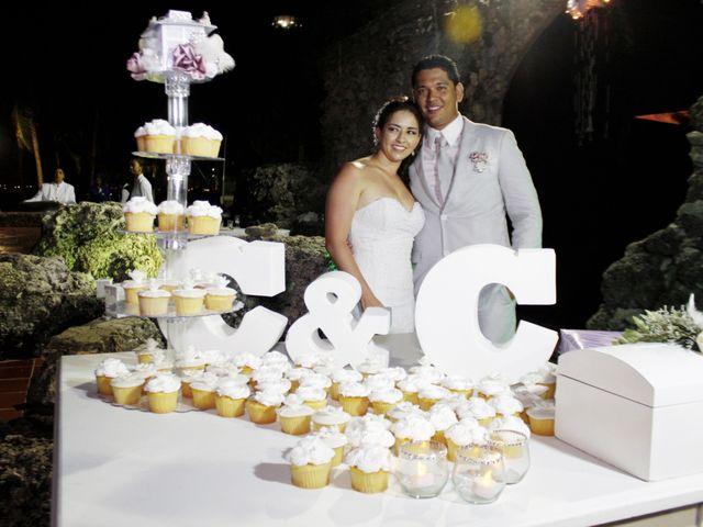 El matrimonio de Catalina y Carlos