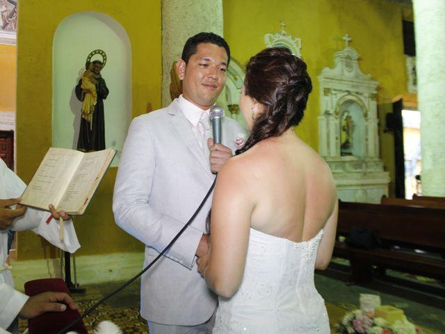 El matrimonio de Carlos y Catalina en Cartagena, Bolívar 34