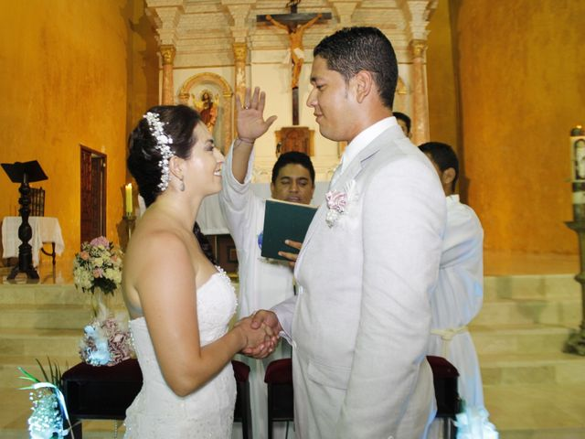 El matrimonio de Carlos y Catalina en Cartagena, Bolívar 35
