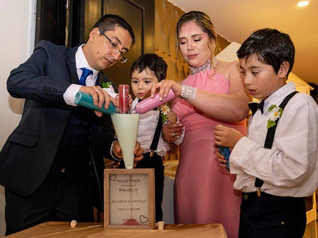 El matrimonio de Camilo y Juliana en Bogotá, Bogotá DC 6