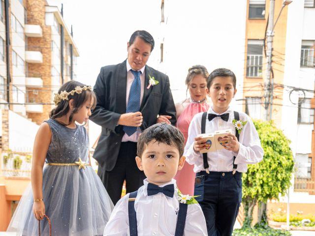 El matrimonio de Camilo y Juliana en Bogotá, Bogotá DC 8