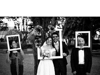 El matrimonio de Laura  y Felipe  1