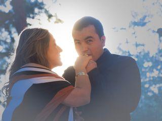 El matrimonio de Edwar y Paula 1