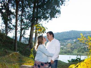 El matrimonio de Edwar y Paula 2