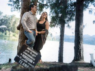 El matrimonio de Edwar y Paula 3