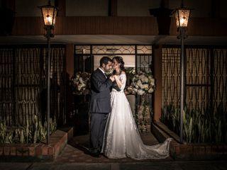 El matrimonio de Mary Sol y Andrés