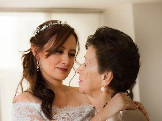 El matrimonio de Mary Sol y Andrés 3