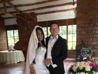 El matrimonio de Oscar  y Irina  2