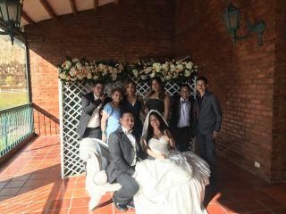 El matrimonio de Oscar  y Irina  3