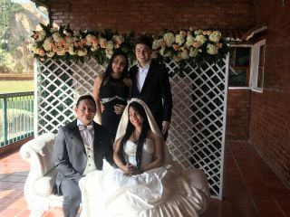 El matrimonio de Oscar  y Irina