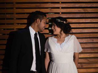 El matrimonio de Yuliana y Yonier